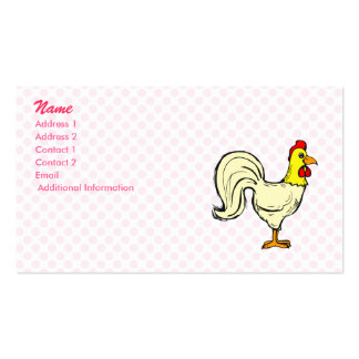 Chilly Chicken Business Cards