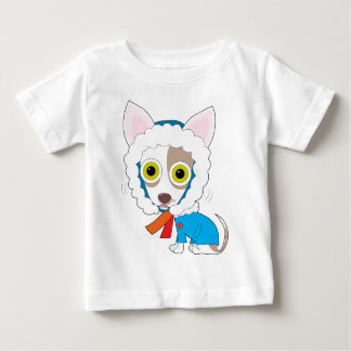 Chilly Chihuahua Baby T-Shirt