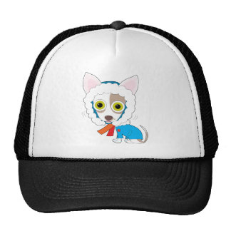 Chilly Chihuahua Trucker Hat