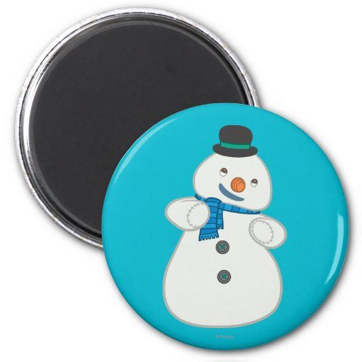 Chilly Fridge Magnets