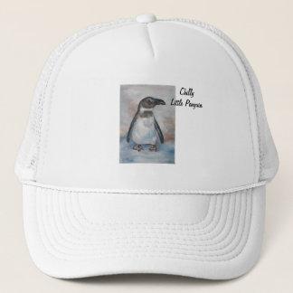 Chilly Little Penguin Hat