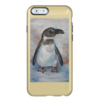 Chilly Little Penguin Incipio Feather Shine iPhone 6 Case