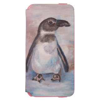 Chilly Little Penguin iPhone 6/6s Wallet Case