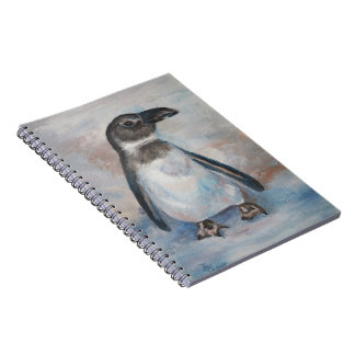 Chilly Little Penguin Notebook