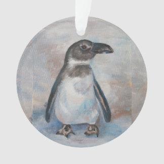 Chilly Little Penguin Ornament