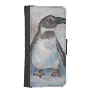 Chilly Little Penguin iPhone 5 Wallet