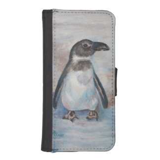 Chilly Little Penguin Phone Wallet