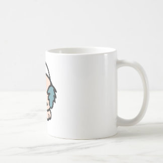 Chilly Octopus Classic White Coffee Mug