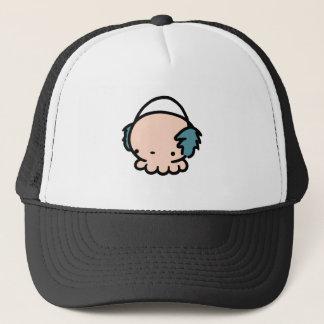 Chilly Octopus Trucker Hat