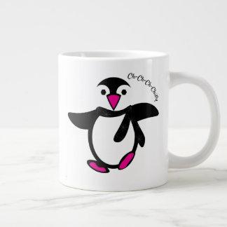 Chilly Penguin Jumbo Mug