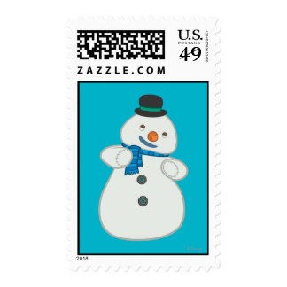 Chilly Postage Stamp
