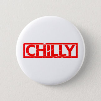 Chilly Stamp Pinback Button