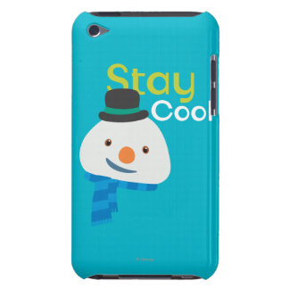 Chilly- Stay Cool 3 iPod Touch Case