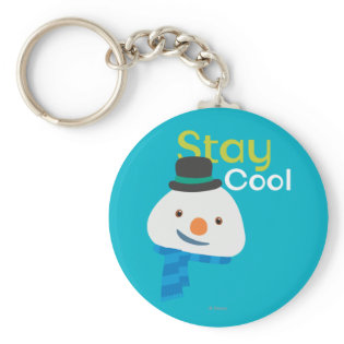 Chilly- Stay Cool 3 Key Chains