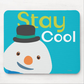 Chilly- Stay Cool 3 Mousepad