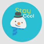 Chilly- Stay Cool 3 Stickers