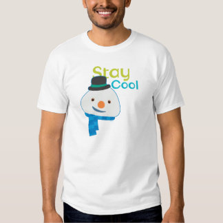 Chilly - Stay Cool Tee Shirts