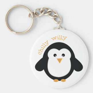 Chilly Willy Keychain