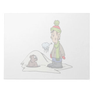Chilly Winter Memo Notepads