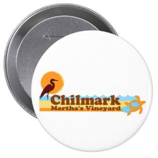 """Chilmark """"Beach"""" Design. Pins"""