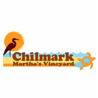 "Chilmark ""Beach"" Design. Acrylic Cut Outs"