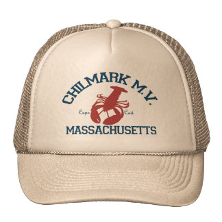 Chilmark - Cape Cod. Trucker Hat