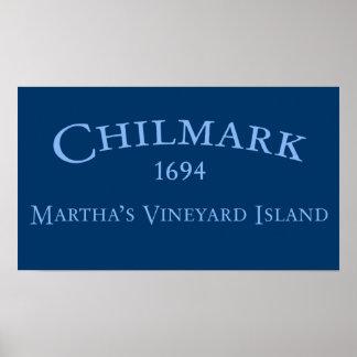 Chilmark incorporó el poster 1694