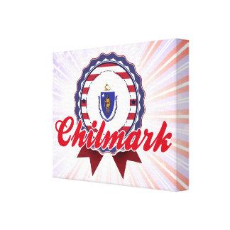 Chilmark, mA Impresión En Lona Estirada