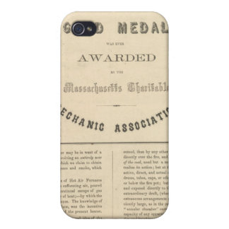 Chilson, Gould y Company iPhone 4/4S Funda