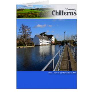 Chilterns Greeting Card