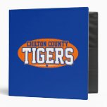 Chilton County; Tigers Binder