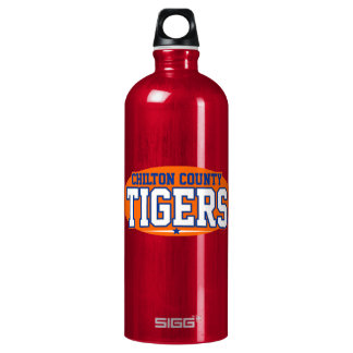 Chilton County; Tigers Water Bottle