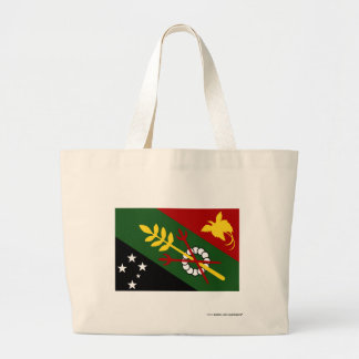 Chimbu Province PNG Canvas Bag