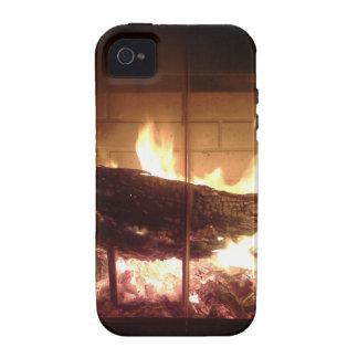 Chimenea Case-Mate iPhone 4 Carcasas