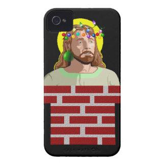 Chimenea Jesús iPhone 4 Case-Mate Protectores