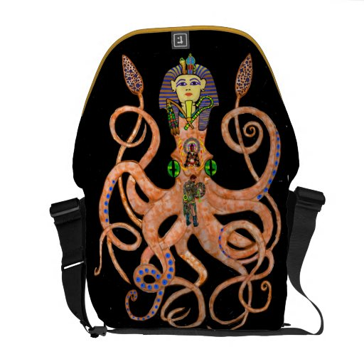 Chimera of Antiquities Commuter Bags