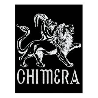 Chimera Postcard