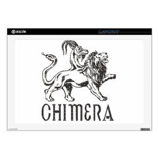 "Chimera 17"" Laptop Decals"