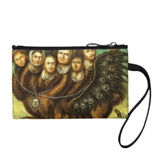 Chimera Winged Creature Early 18th Century Monster Change Purse