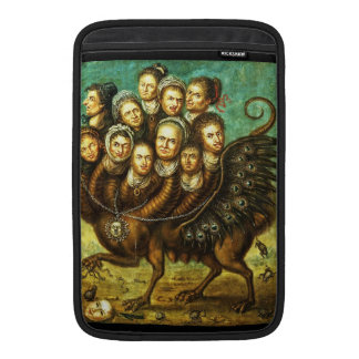 Chimera Winged Creature Early 18th Century Monster MacBook Air Sleeves