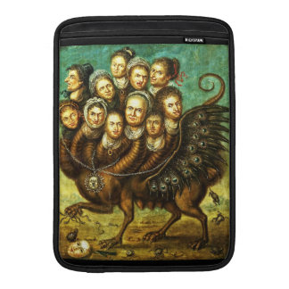 Chimera Winged Creature Early 18th Century Monster MacBook Air Sleeve