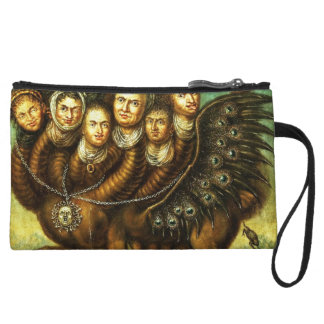 Chimera Winged Creature Early 18th Century Monster Wristlet