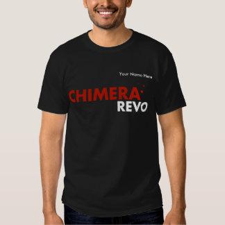 ChimeraRevo shirt personalizzata