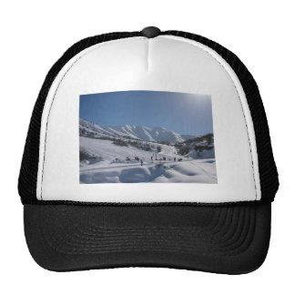 Chimgan Ski Slope Trucker Hat
