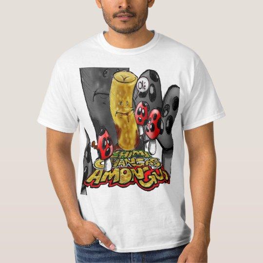 Chimichangas Amongus T-Shirt