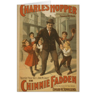 Chimmie Fadden Greeting Cards