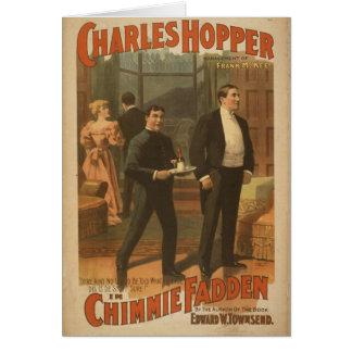 Chimmie Fadden,' Is this de Stuff Sure!' Vintage T Cards