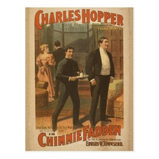Chimmie Fadden,' Is this de Stuff Sure!' Vintage T Post Cards