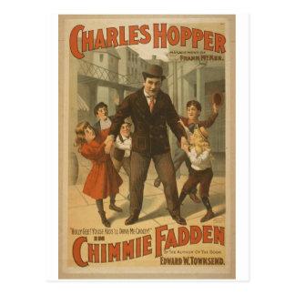 Chimmie Fadden Postcard