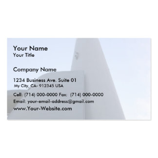 Chimney At Helsinki University Of Technology Compu Double-Sided Standard Business Cards (Pack Of 100)